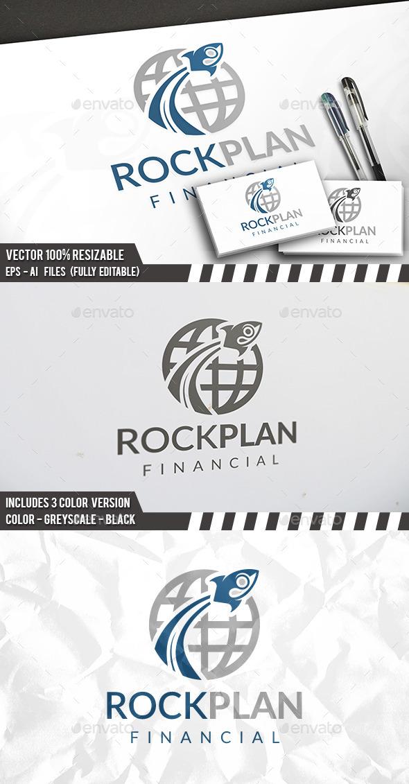 Rocket World Logo