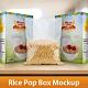 Rice Pop Mockup - GraphicRiver Item for Sale