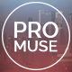 Promuse - Business Parallax Muse Template for Professionals - ThemeForest Item for Sale