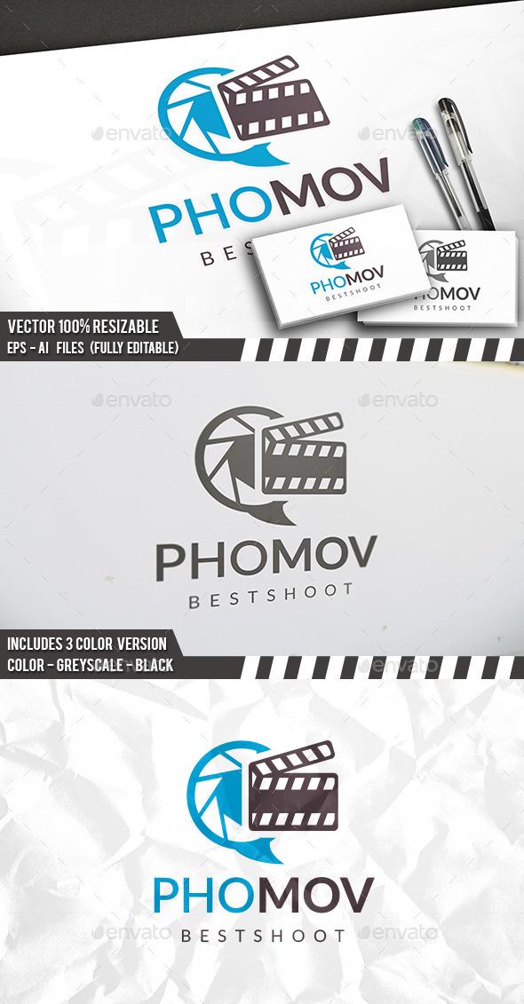 Photo Movie Logo