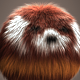 Red Panda Fur - 3DOcean Item for Sale
