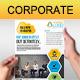 Multipurpose Corporate Flyer 48 - GraphicRiver Item for Sale