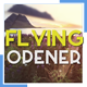 Flying Cinematic Opener - VideoHive Item for Sale