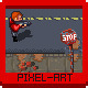 2D Pixel Art Apocalyptic Game Assets - GraphicRiver Item for Sale