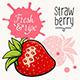 Strawberry Concept - GraphicRiver Item for Sale