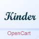 Kinder - 4 in 1 Premium OpenCart template - ThemeForest Item for Sale