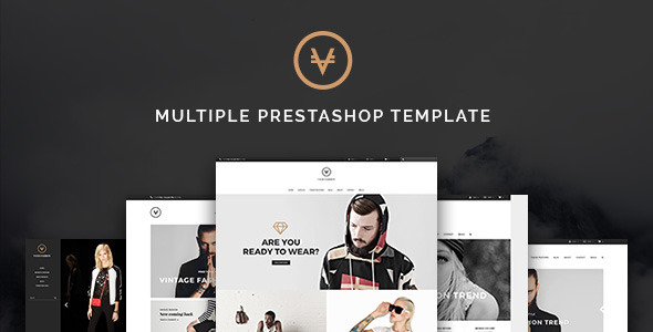 Leo Vanis Fashion Responsive Prestashop 1.7.4.x Theme