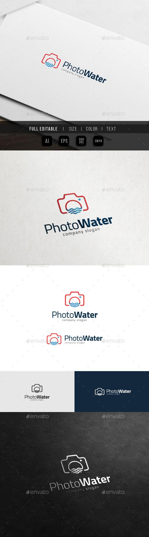 Beach Sunset Photography - Water Camera