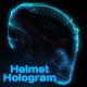 Helmet Hologram - VideoHive Item for Sale