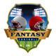 American Fantasy Football Emblem Illustration - GraphicRiver Item for Sale