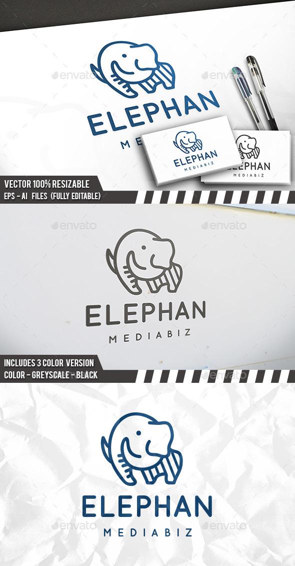 Elephant Line Logo