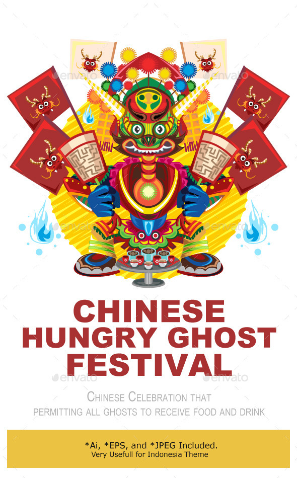 Hungry Ghost Day Festival