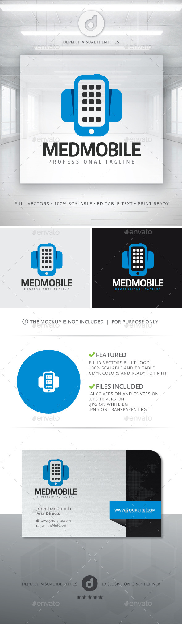 MedMobile Logo