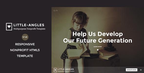 Little Angles - Multipurpose Non Profilt Template