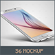 Smartphone s6 Mock-up - GraphicRiver Item for Sale
