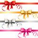 Multicolored Bows - GraphicRiver Item for Sale