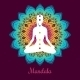Color Chakras With Woman - GraphicRiver Item for Sale