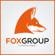 Foxgroup - Fox Wolf Logo - GraphicRiver Item for Sale