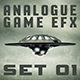 Analogue Futuristic Game Sound Effects Pack Set 01