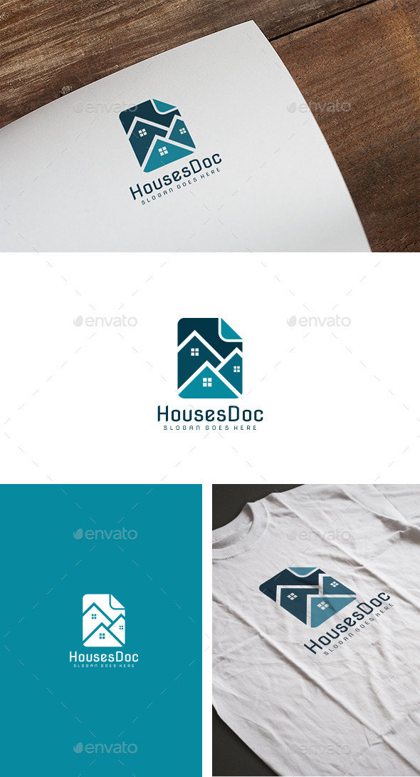 Real Estate Doc Logo