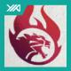 Tiger Fire - Game Team Logo - GraphicRiver Item for Sale