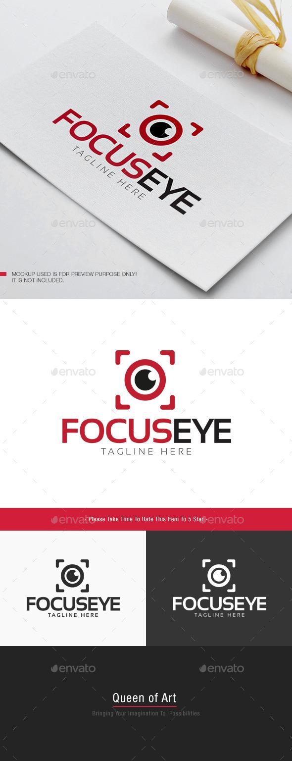 Focus Eye Logo