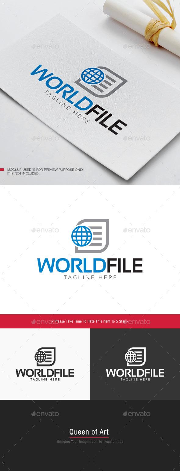 World File Logo