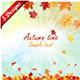 Set of 5 Autumn Designs - GraphicRiver Item for Sale