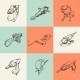 Set of Nine Building Tools - GraphicRiver Item for Sale