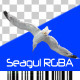 Seagull - Marine Sea Bird Flying in Balance - VideoHive Item for Sale