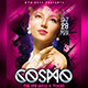 Cosmo  (Flyer Template 4x6) - GraphicRiver Item for Sale