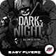 Halloween Flyer/Poster Vol.01 - GraphicRiver Item for Sale