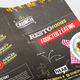 Food Menu - Chalk Board Restaurant - GraphicRiver Item for Sale