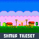 16x16 NES SHOOT THEM UP GAMEPACK (tileset) - GraphicRiver Item for Sale