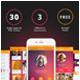 SLADE Professional Quality IOS mobile UI DESIGN - GraphicRiver Item for Sale