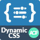 ACF Dynamic CSS - CodeCanyon Item for Sale