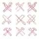 Crossed Work Tools Vector - GraphicRiver Item for Sale