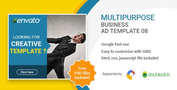 Biznes | Reklama banerowa HTML5 Google 08