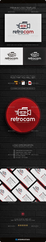 Retro Cam Logo