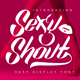 Sexy Shout - GraphicRiver Item for Sale