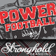 Download Power Football T-Shirt from GraphicRiver