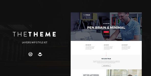 THETHEME | Layers WP Style Kit