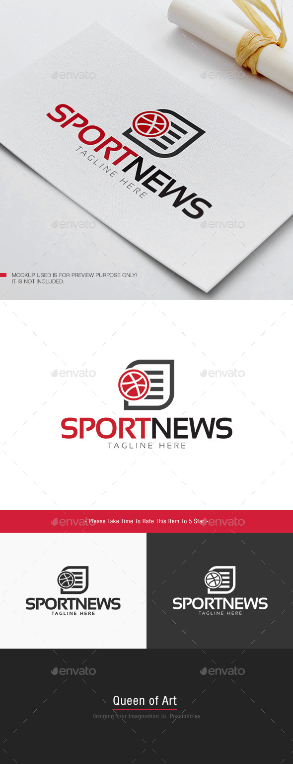 Sport News Logo