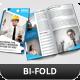 Creative Corporate Bi-Fold Brochure Vol 35 - GraphicRiver Item for Sale