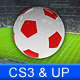 On Air Soccer Graphic - VideoHive Item for Sale