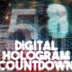 Digital Hologram Countdown - VideoHive Item for Sale