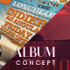 Album Concept with Extras - GraphicRiver Item for Sale