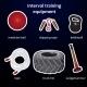 Set Of Interval Training Sport Equipment - GraphicRiver Item for Sale
