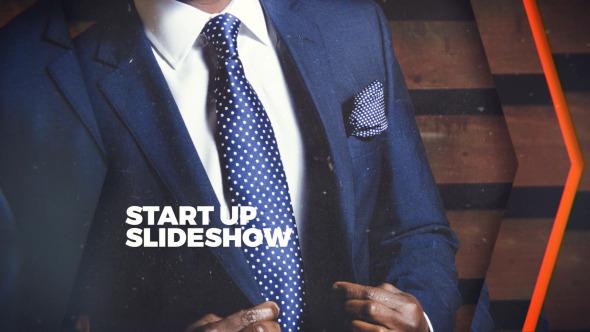 Startup Slideshow