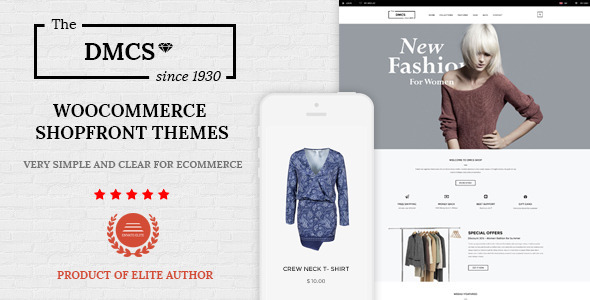 Review: The DMCS - WooCommerce Theme free download Review: The DMCS - WooCommerce Theme nulled Review: The DMCS - WooCommerce Theme